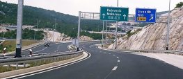 Infrastructural projects on the A1 Šibenik – Ploče motorway