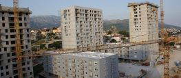 Subsidised housing project Kila 1, Split