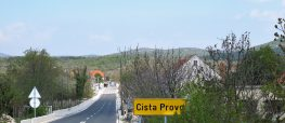 Reconstruction of the D39 Cista Provo – Aržano state road