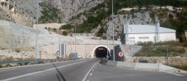 Sv. Ilija tunnel – southern part
